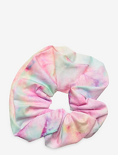 Multicolor Scrunchie Elastic - hiusasusteet - multi col.