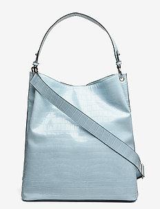 Solid Kayna Bag - LIGHT BLUE