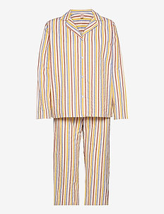 Stripe Pyjamas Set - pyjama''s - multi col.