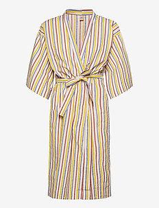 Stripe Liberte Kimono - bedrok - multi col.
