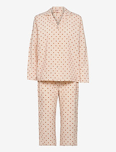 Dot Pyjamas Set - pyjama''s - sand