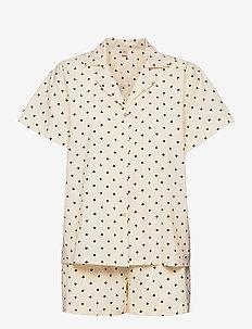 Dyami Kallie Nightwear - pyjamas - whitecap gray