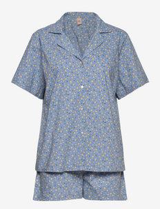 Picola Kallie Nightwear - pyjamas - provincial blue