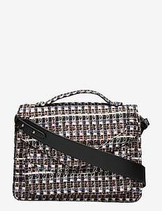 Chal Ona Bag - shoulder bags - black