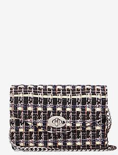 Chal Pilla Bag - clutches - black
