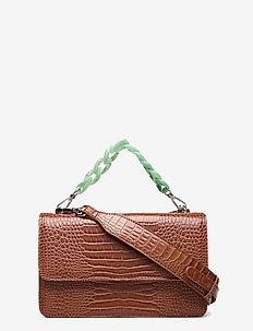 Bright Maya Bag - skuldertasker - brown sugar