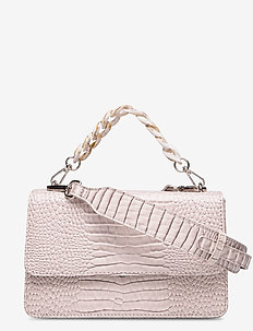Bright Maya Bag - skuldertasker - light grey