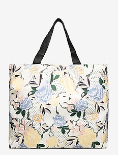 Sitella Foldable Bag - casual shoppers - multi col.