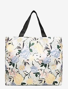 Sitella Foldable Bag - shopperit - multi col.