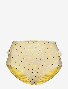 Prinia Highwaist Bottom - PASTEL YELLOW