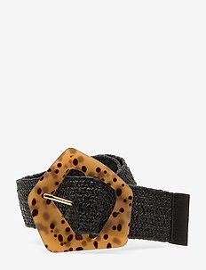 Ziz Belt - belter - black