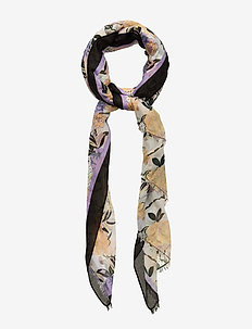 Sitella Organic Scarf - scarves - multi col.