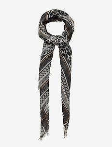 Koel Coja Scarf - scarves - black