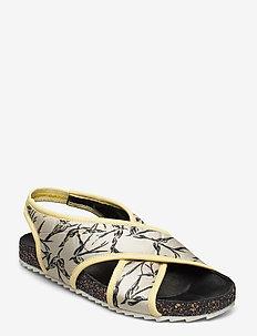 Fauvette Strap Sandal pack - sandales - off white