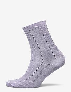 Glitter Drake Sock - sokker - lavender