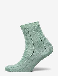 Glitter Drake Sock - sokker - silt green