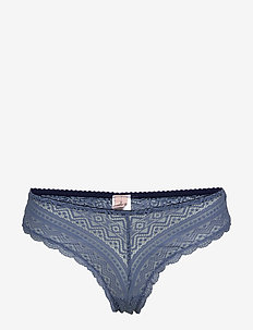 Lace Baza Bottom - LIGHT BLUE