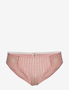 Mixed Tallie Bottom - briefs - rosewood