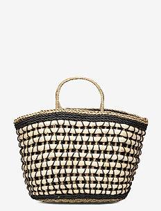 Basia Bag - shoppers - black