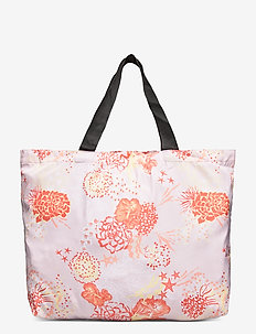 Seabed Foldable bag - shoppere - multi col.