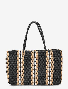 Strandy Bag - casual shoppers - black