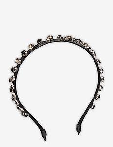 Embellished Marella Hairbrace - hår accessories - black
