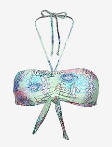 Scallop Sealife Bandeau - bikinitopper - multi col.