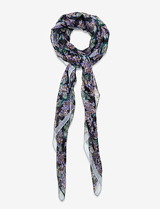 Waterlily Sita Scarf - sjaals - night sky