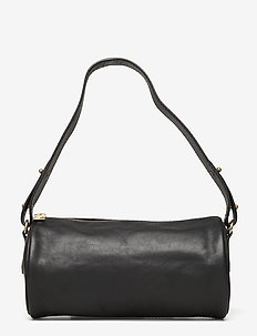 Waxy Barrol Bag - sacs a main - black