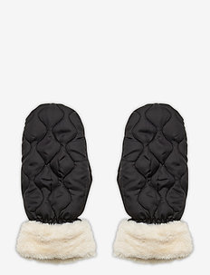 Makara Puff Mittens - gants - black