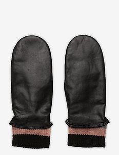 Indra Mittens - gloves - black