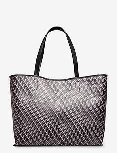 Besra Lotta Bag - shopperit - deep depths
