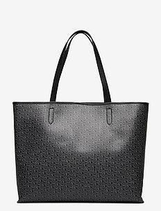 Besra Classic Lotta Bag - shopperit - black