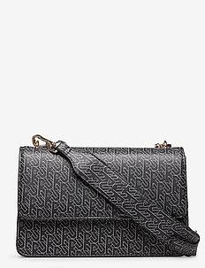 Besra Classic Maya Bag - skuldervesker - black