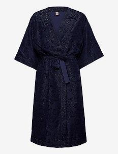Glitrala Liberte Kimono - kimonos - night sky