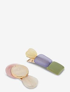 Coraline Hairclip - håraccessoarer - keepsake lilac