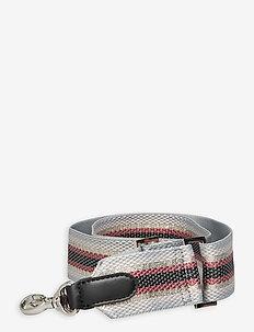 Kelpie Strap - bag straps - black