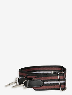 Clyte Strap - bag straps - black
