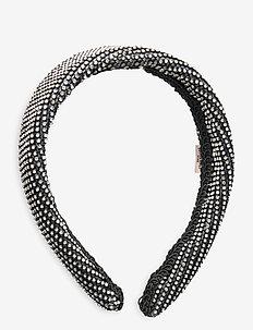 Glizzy Hairbrace - hår accessories - black