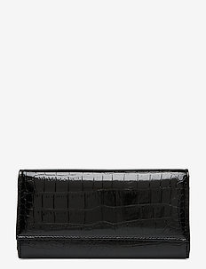 Solid Kantay Wallet - beurzen - black