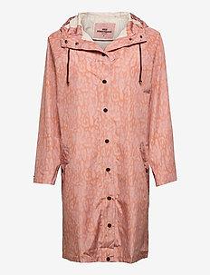 Leolar Magpie Raincoat - płaszcze przeciwdeszczowe - keepsake lilac