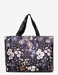 Flowerwhirl Foldable Bag - shopperit - multi col.