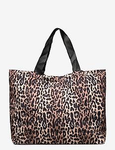 Leolar Foldable Bag - shopperit - beige