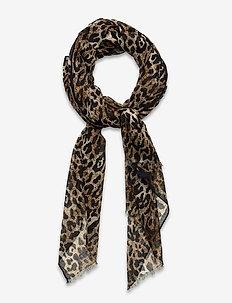 Leolar Corga Scarf - scarves - brownish