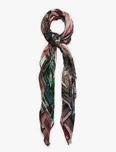 Furtera Cowo Scarf - scarves - multi col.
