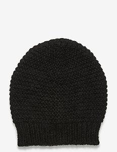 Jade Beanie - kapelusze - black
