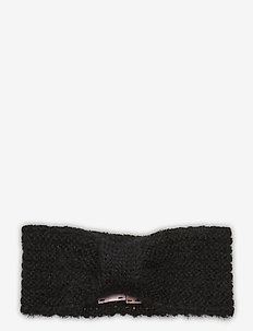 Lina Headband - headbands - black