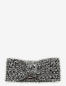 Lina Headband - headbands - grey melange