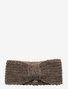 Lina Headband - hårbånd - melange brown