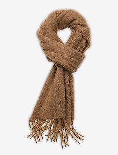 Solid Ibbia Scarf - scarves - soft beige